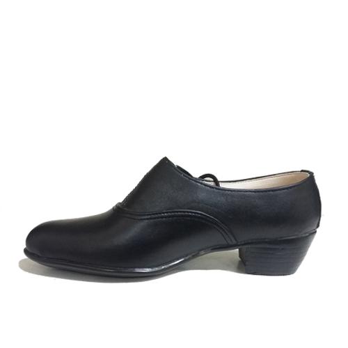 کفش مردانه تخم مرغی بغل بندی