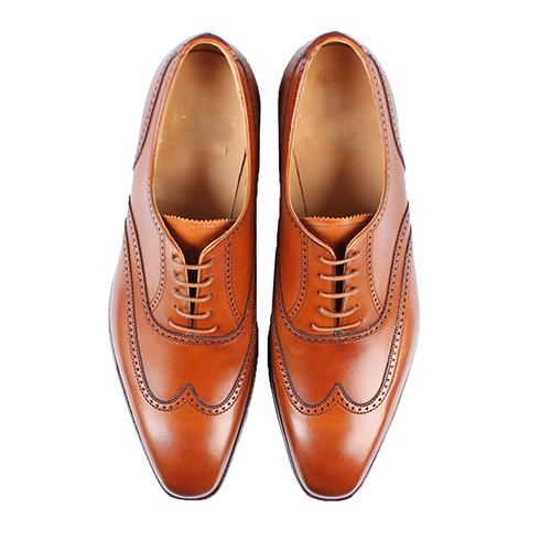 کفش مردانه چرم دست دوز دوینا زیر سوار