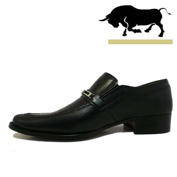 کفش مردانه چرم دست دوز توقا وسط