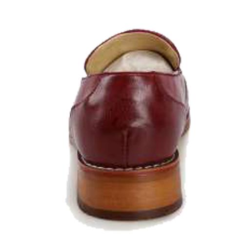 کفش مردانه چرم دست دوز زنگوله ای