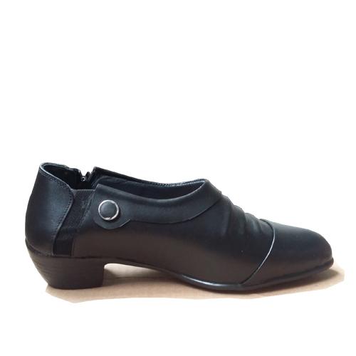 کفش مردانه تخم مرغی بغل دکمه
