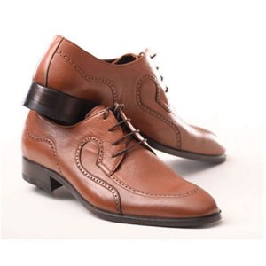 کفش مردانه تمام چرم دست دوز هاروارد