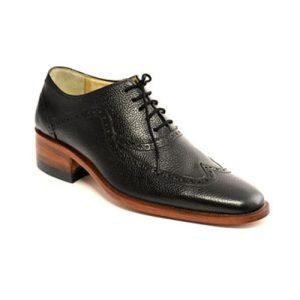 کفش مردانه چرم دست دوز هشترک مدل برنارد