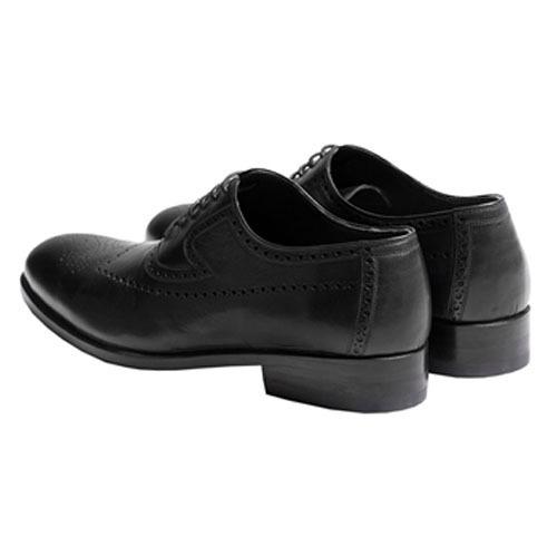 کفش مردانه تمام چرم دست دوز مدل رولند