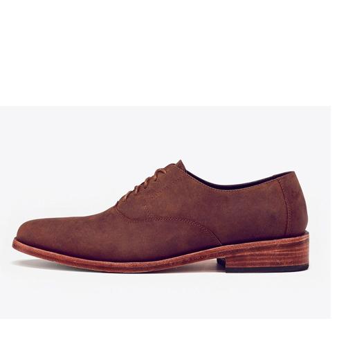 کفش مردانه چرم دست دوز بندار مدل جیحون