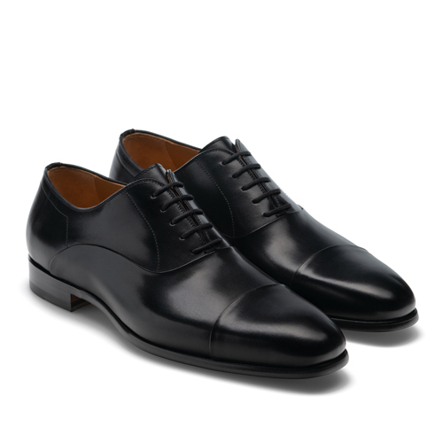 کفش مردانه تمام چرم دست دوز کد 012037