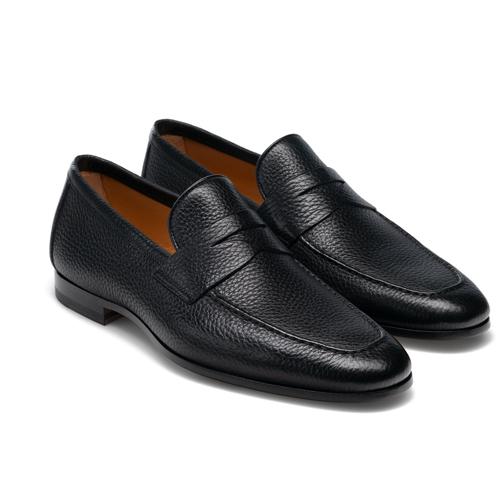 کفش مردانه تمام چرم دست دوز مدل 012035