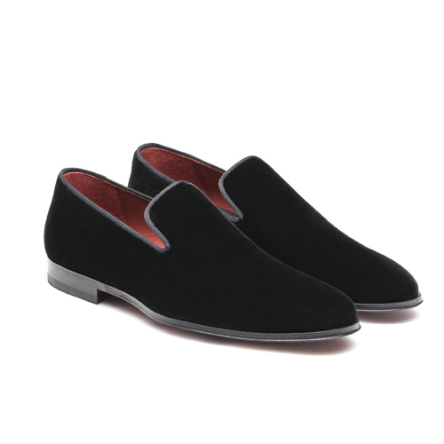 کفش مردانه کالج تمام چرم جیر طبیعی