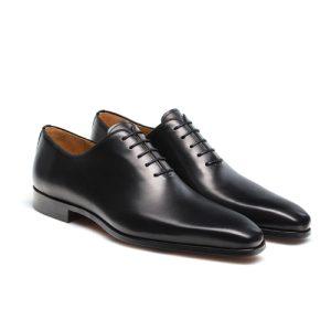کفش مردانه تمام چرم دست دوز کد 02022